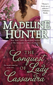 The Conquest of Lady Cassandra - Madeline Hunter pdf download