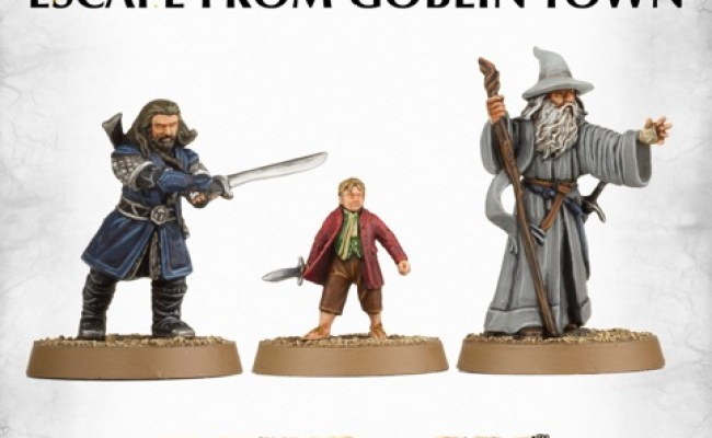 How To Paint Citadel Miniatures Escape From Goblin Town