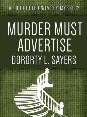 Murder Must Advertise - Dorothy L. Sayers pdf download