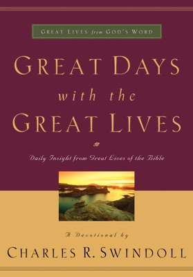 Great Days with the Great Lives - Charles R. Swindoll pdf download