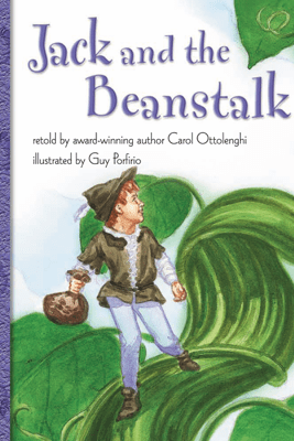 Jack and the Beanstalk - Carol Ottolenghi