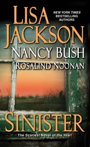 Sinister - Lisa Jackson, Nancy Bush & Rosalind Noonan pdf download