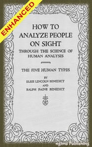 How to Analyze People on Sight + FREE Audiobook Included - Elsie Lincoln Benedict & Ralph Paine Benedict pdf download
