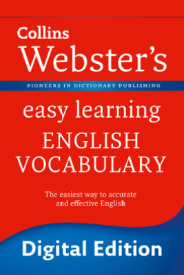 Webster's Easy Learning English Vocabulary (Collins Webster's Easy Learning) - Collins