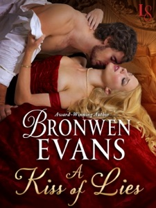 A Kiss of Lies - Bronwen Evans pdf download