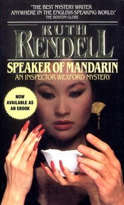 Speaker of Mandarin - Ruth Rendell pdf download