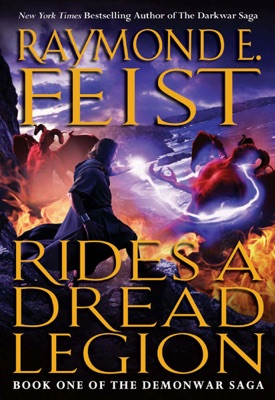 Rides a Dread Legion - Raymond E. Feist pdf download