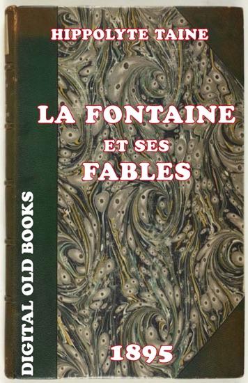 La Fontaine Et Ses Fables By Hippolyte Taine Pdf Download Lemagabe
