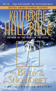 The Body in the Snowdrift - Katherine Hall Page pdf download