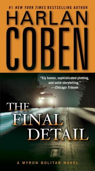 The Final Detail by Harlan Coben PDF Download