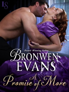 A Promise of More - Bronwen Evans pdf download