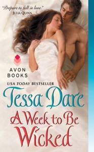 A Week to Be Wicked - Tessa Dare pdf download