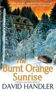 The Burnt Orange Sunrise - David Handler pdf download