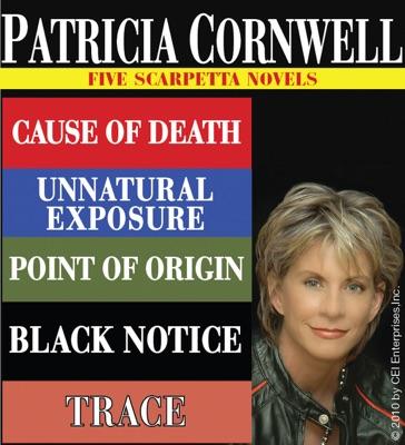 Patricia Cornwell FIVE SCARPETTA NOVELS - Patricia Cornwell pdf download