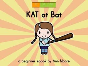 Kat at Bat - Ann Moore pdf download