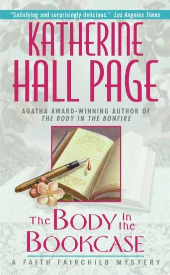 Body in the Bookcase by Katherine Hall Page PDF Download