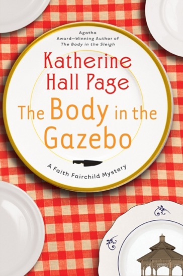 The Body in the Gazebo by Katherine Hall Page PDF Download