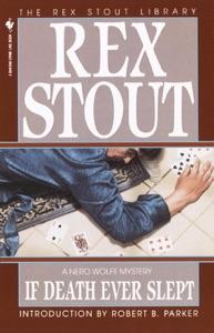 If Death Ever Slept - Rex Stout pdf download