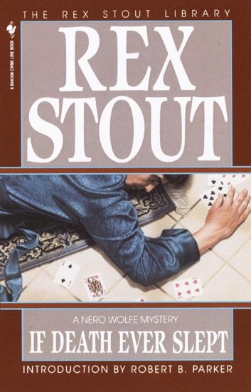 If Death Ever Slept by Rex Stout PDF Download