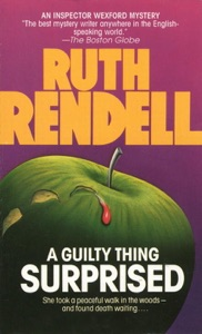A Guilty Thing Surprised - Ruth Rendell pdf download