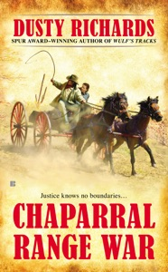 Chaparral Range War - Dusty Richards pdf download