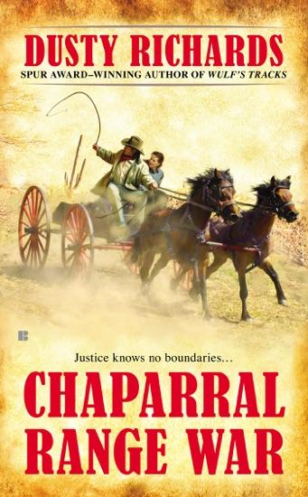Chaparral Range War by Dusty Richards PDF Download