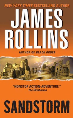 Sandstorm - James Rollins pdf download