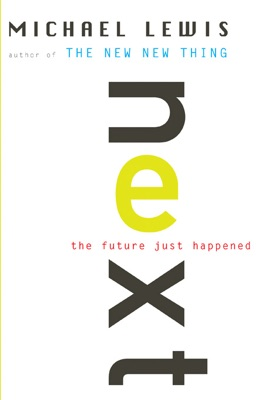 Next: The Future Just Happened - Michael Lewis pdf download