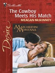 The Cowboy Meets His Match - Meagan McKinney pdf download