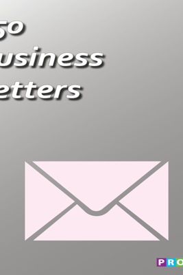150 Business Letters - Prolog Editorial