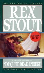 Not Quite Dead Enough - Rex Stout pdf download