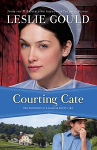 Courting Cate (The Courtships of Lancaster County Book #1) - Leslie Gould pdf download