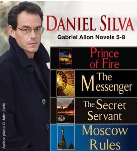 Daniel Silva Gabriel Allon Novels 5-8 - Daniel Silva pdf download