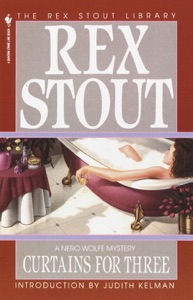 Curtains for Three - Rex Stout pdf download