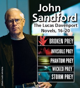 John Sandford: Lucas Davenport Novels 16-20 - John Sandford pdf download