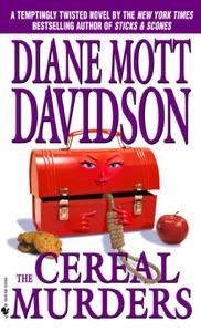 The Cereal Murders - Diane Mott Davidson pdf download