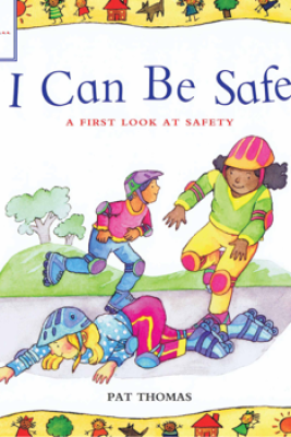 I Can Be Safe - Pat Thomas