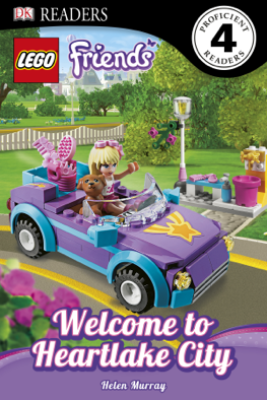 DK Readers L4: LEGO® Friends: Welcome to Heartlake City (Enhanced Edition) - Helen Murray