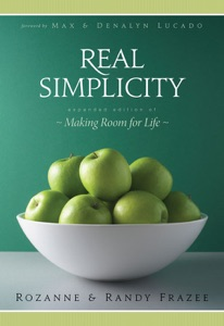 Real Simplicity - Rozanne Frazee & Randy Frazee pdf download
