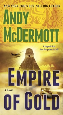 Empire of Gold - Andy McDermott pdf download