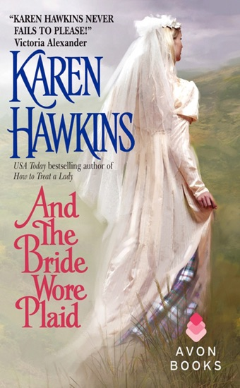 And the Bride Wore Plaid by Karen Hawkins pdf download
