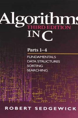 Algorithms in C, Parts 1-4 - Robert Sedgewick