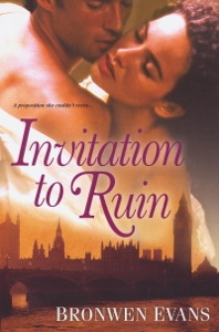 Invitation to Ruin - Bronwen Evans pdf download