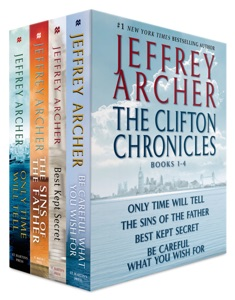 The Clifton Chronicles, Books 1-4 - Jeffrey Archer pdf download