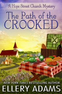 The Path of the Crooked - Ellery Adams pdf download