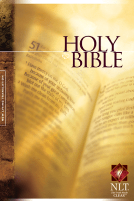 Holy Bible Text Edition NLT - Tyndale House Publishers