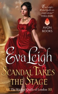 Scandal Takes the Stage - Eva Leigh pdf download