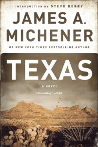 Texas - James A. Michener & Steve Berry pdf download