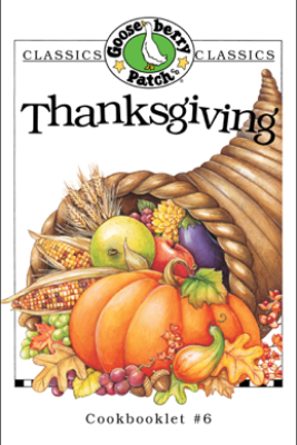 Thanksgiving Cookbook - Gooseberry Patch