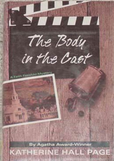 The Body in the Cast by Katherine Hall Page PDF Download